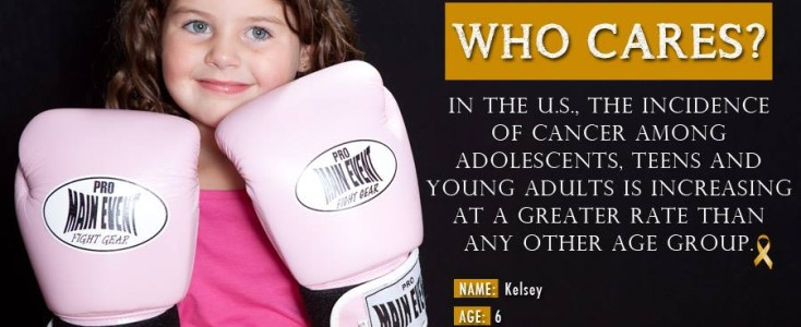 Who Cares? Campaign – Kelsey